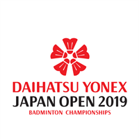 2019 BWF Badminton World Tour Japan Open Logo
