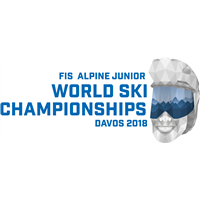 2018 FIS Junior World Alpine Skiing Championships Logo