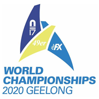 2020 49er World Championships Logo