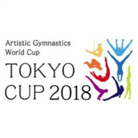 2018 Artistic Gymnastics World Cup Logo