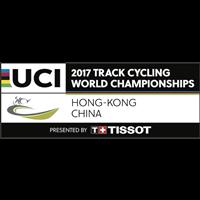 2017 UCI Track Cycling World Championships Logo