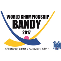 2017 Bandy World Championship Logo