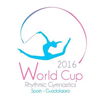 2016 Rhythmic Gymnastics World Cup Logo