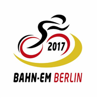 2017 European Track Cycling Championships Logo