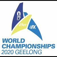 2020 Nacra 17 World Championships Logo