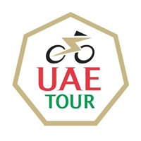 2020 UCI Cycling World Tour UAE Tour Logo