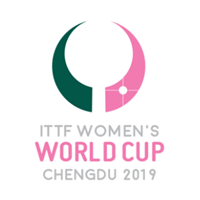 2019 Table Tennis World Cup Women Logo