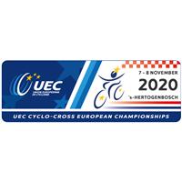 2020 European Cyclo-Cross Championships Logo