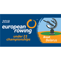 2018 European Rowing U23 Championships Logo