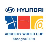 2019 Archery World Cup Logo
