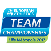 2017 European Athletics Team Championships Logo