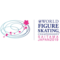 2019 World Figure Skating Championships Logo