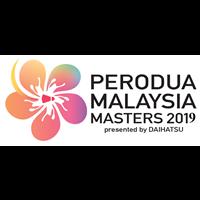 2019 BWF Badminton World Tour Malaysia Masters Logo