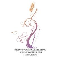 2019 European Figure Skating Championships Logo