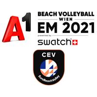 2021 Beach Volleyball Major Series Logo