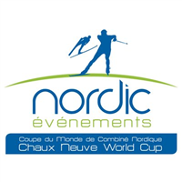 2019 FIS Nordic Combined World Cup Logo