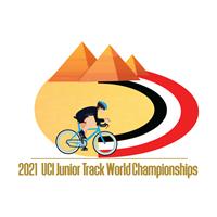 2021 UCI Track Cycling Junior World Championships Logo