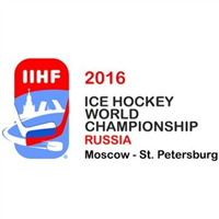 2016 Ice Hockey World Championship Logo