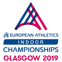 2019 European Athletics Indoor Championships Logo