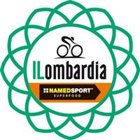 2019 UCI Cycling World Tour Il Lombardia Logo