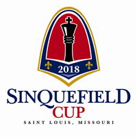 2018 Grand Chess Tour Sinquefield Cup Logo