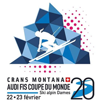 2020 FIS Alpine Skiing World Cup Women Logo