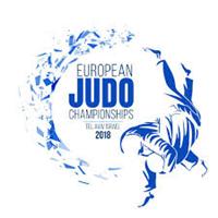 2018 European Judo Championships Logo