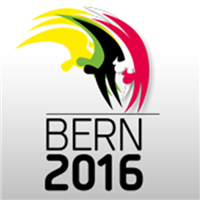 2016 European Artistic Gymnastics Championships Men Logo