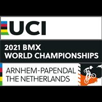 2021 UCI BMX World Championships Logo