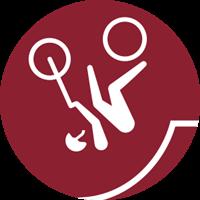 2020 Summer Olympic Games - BMX Freestyle Logo