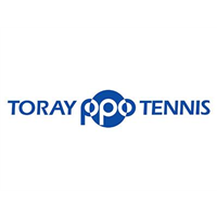 2019 WTA Tennis Premier Tour Toray Pan Pacific Open Logo