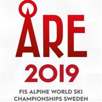 2019 FIS Alpine World Ski Championships Logo