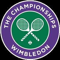 2018 Tennis Grand Slam Wimbledon Logo