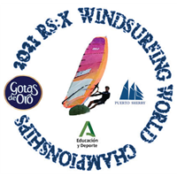 2021 RS:X Windsurfing World Championships Logo