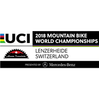 2018 UCI Mountain Bike World Championships Logo