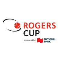 2018 ATP Tennis World Tour Rogers Cup Logo