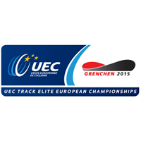 2015 European Track Cycling Championships Logo