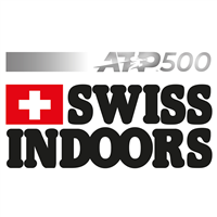 2019 Tennis ATP Tour Swiss Indoors Basel Logo