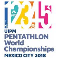 2018 Modern Pentathlon World Championships Logo