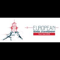 2018 European Fencing Championships Logo