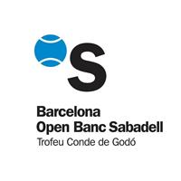 2019 Tennis ATP Tour Barcelona Open Banc Sabadell Logo