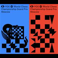 2019 FIDE Chess Grand Prix Logo