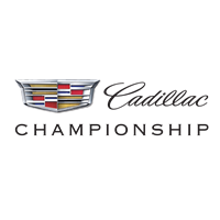 2016 World Golf Championships Cadillac Championship Logo