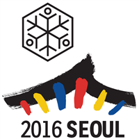 2016 World Sprint Speed Skating Championships Logo