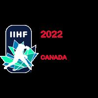 2022 Ice Hockey U20 World Championship Logo