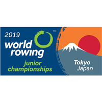 2019 World Rowing Junior Championships Logo