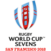 2018 Rugby World Cup Sevens Logo