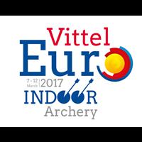 2017 European Archery Indoor Championships Logo