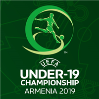 2019 UEFA U19 Championship Logo