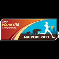 2017 IAAF Athletics World U18 Championships Logo